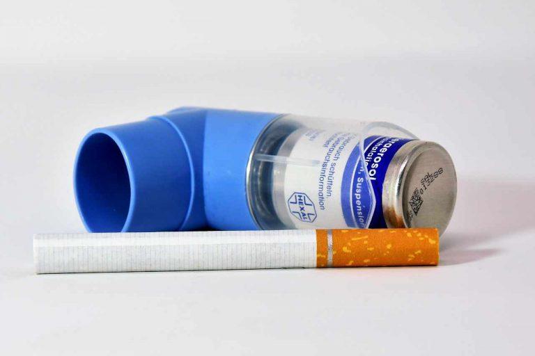 Asthmatische Beschwerden (Asthma)