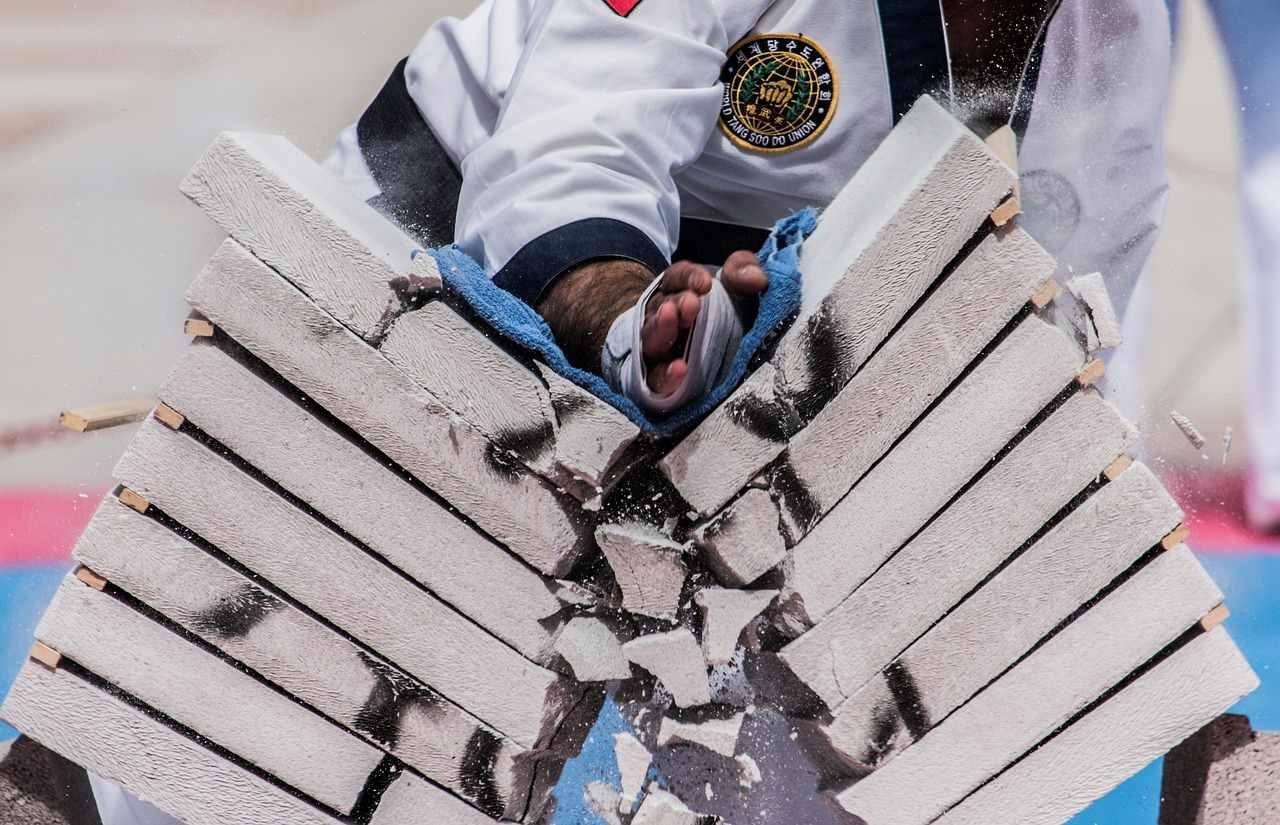 Knochen gegen Beton – Geht das?